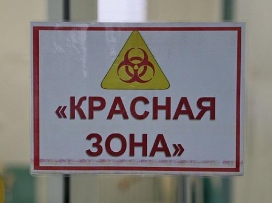 Алтайский край попал в группу неудовлетворительных регионов по распространению COVID-19