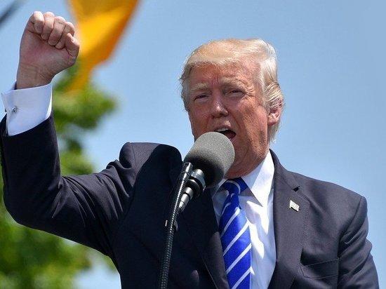 Дональд Трамп решил, что выигрывает президентскую гонку