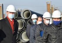 На «Хабаровском трубном заводе» побывал врио Михаил Дегтярёв