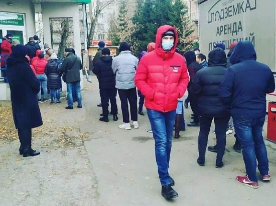 Депутата горсовета возмутили очереди на сдачу тестов на COVID-19