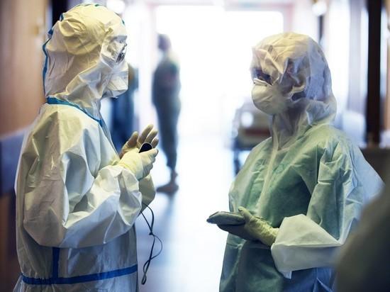 Дан прогноз на пик заболеваемости коронавирусом в России