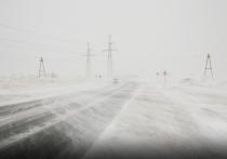 Ветер с метелью ожидаются завтра в пяти районах Якутии