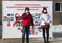 Жители Ноябрьска могут бесплатно пройти экспресс-тест на ВИЧ