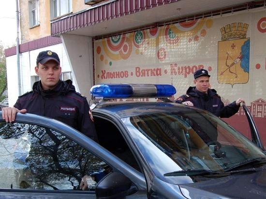 Жулик, находящийся в розыске, буянил в кировском отеле