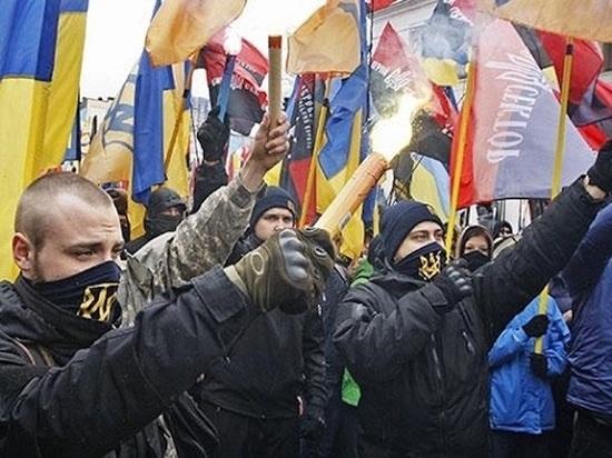Выяснилась природа ультраправого движения на Украине