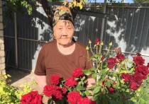 Ветеран труда из калмыцкого Яшкуля отметила юбилей