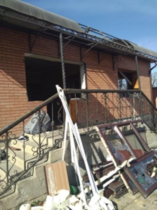 В Ингушетии следствие разбирается в обстоятельствах взрыва бытового газа