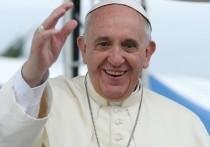 СМИ: Фразу Папы Римского об однополых парах специально неверно перевели