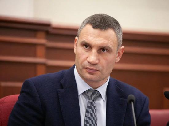 Виталий Кличко заразился коронавирусом