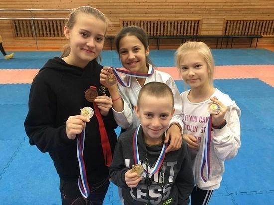 Конаковские спортсмены привезли медали с соревнований в Подмосковье