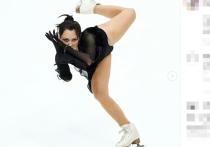 Победительница Майя Усачева (спортсменке – 14 лет) получила за прокат короткой программы 78,41 балла