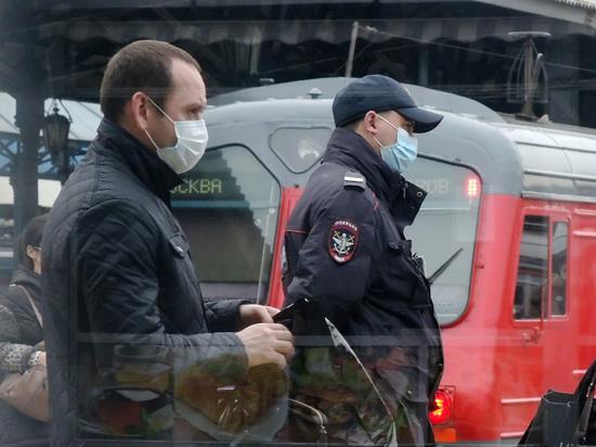 В России за сутки выявлено 16710 больных коронавирусом