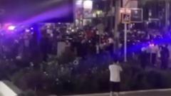 Празднование победы Хабиба Нурмагомедова: в Дагестане устроили массовые гуляния