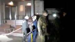 Опубликовано видео с места убийства отца гонщика Петрова: депутата застрелили