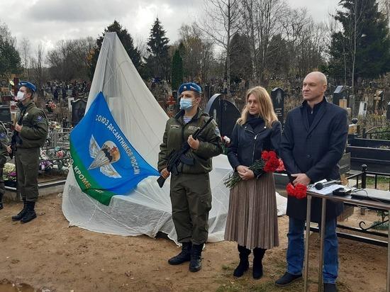 Спецназовцу Никите Белянкину установили памятник