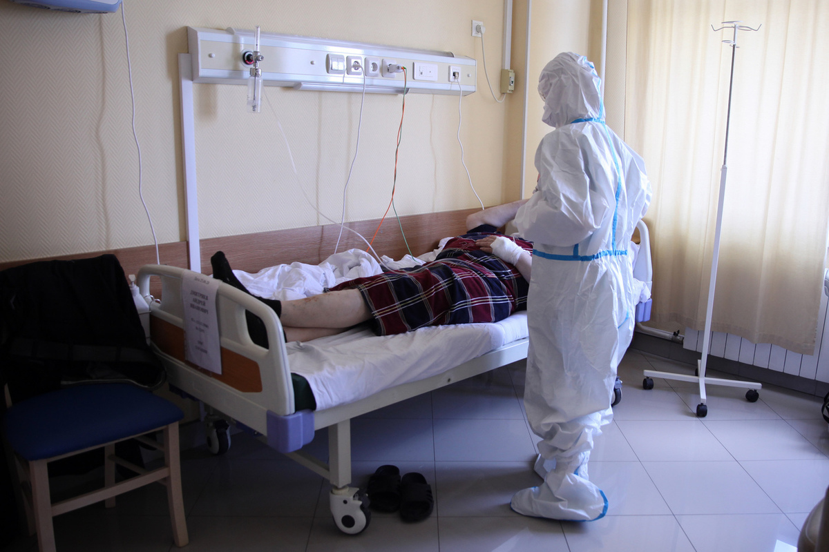 Врач объяснил, почему люди «глупеют» после коронавируса - МК