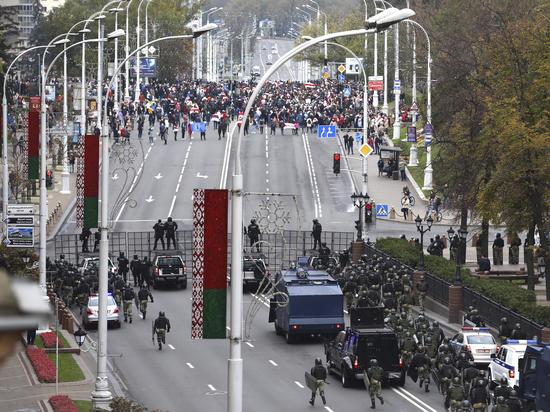 В Белоруссии 25 октября истек срок ультиматума Светланы Тихановской, который она выдвинула президенту Александру Лукашенко