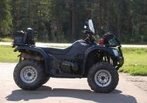 Четвероклассник из Москвы погиб под весом собственного квадроцикла после аварии