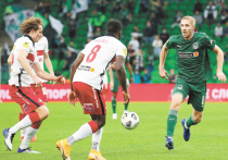 Итоги 12-го футбольного тура можно подводить уже по итогам первого игрового дня, в который сыграли «Спартак» и участники Лиги чемпионов