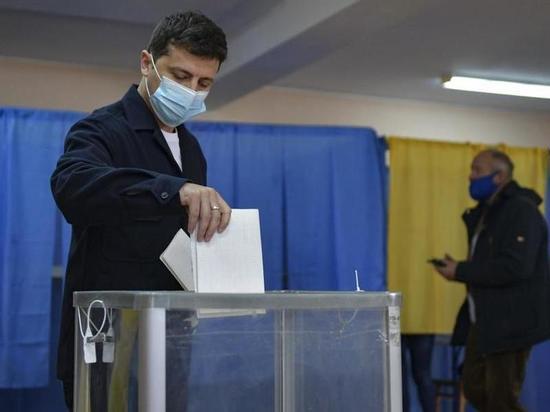 В офисе Зеленского напомнили, когда возможны выборы на Донбассе