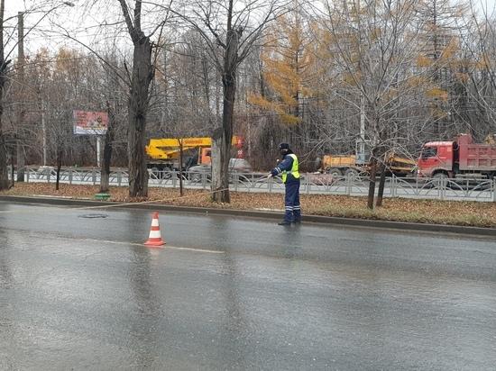 «Газель» сбила мать с двухлетним ребенком в Екатеринбурге