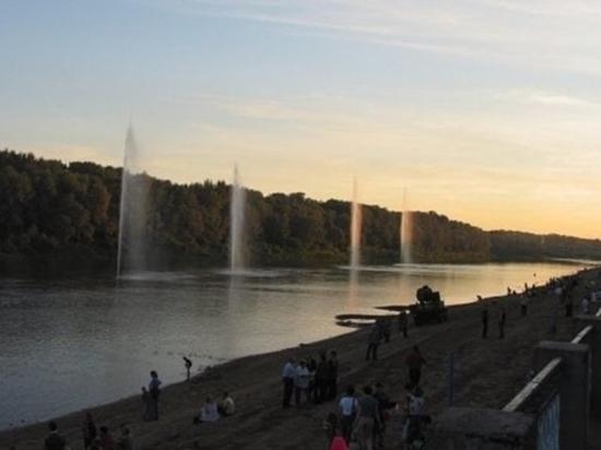 Оренбуржцы хотят, чтобы из Урала забили фонтаны