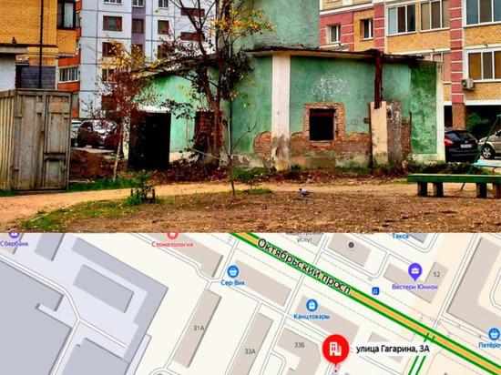 Заброшка в центре Пскова оказалась частной собственностью