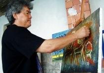 В Хакасии ушел из жизни знаменитый художник Алексей Ултургашев