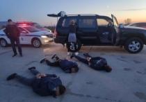 В Новосибирске задержали троих омичей за похищение пары