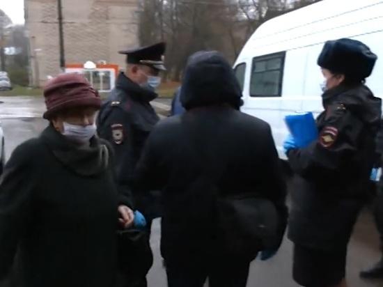 В Костроме участились рейды по проверке режима самоизоляции пенсионеров