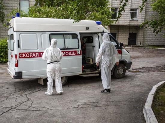 Новосибирская область попала в антирейтинг по заболеваемости COVID-19