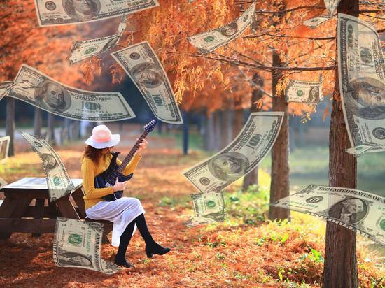 Кого осыплет денежный листопад последней недели октября