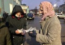 Службу помощи открыли в Пскове на монастырском подворье