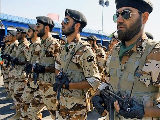 Иран перебросил военных к границе Армении и Азербайджана