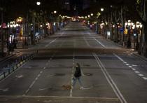 Из-за роста числа заразившихся коронавирусом правительство Испании приняло решение ввести чрезвычайное положение и ночной комендантский час на территории всего государства