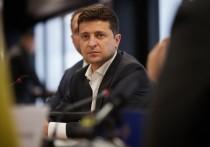 На состоявшихся в воскресенье, 25 октября на Украине местных выборах партия президента Зеленского «Слуга народа» потерпела сокрушительное поражение
