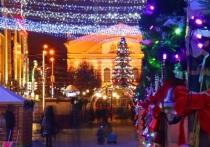Арктическое шоу и фестиваль огня ждут Калугу на Новый год
