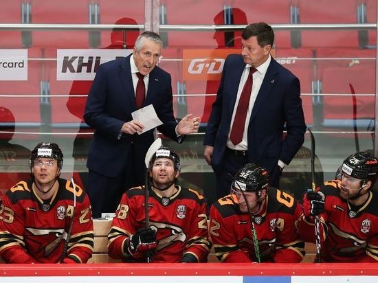 Тренер «Авангарда»: «Нам будут противостоять игроки сборной России»