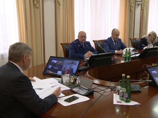 Глава Чувашии призвал усилить работу мобильных групп