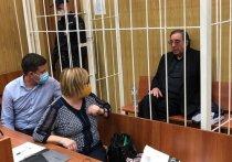 Сегодня в Хамовническом суде была избрана мера пресечения в отношении Натальи Дрожжиной и Михаила Цивина