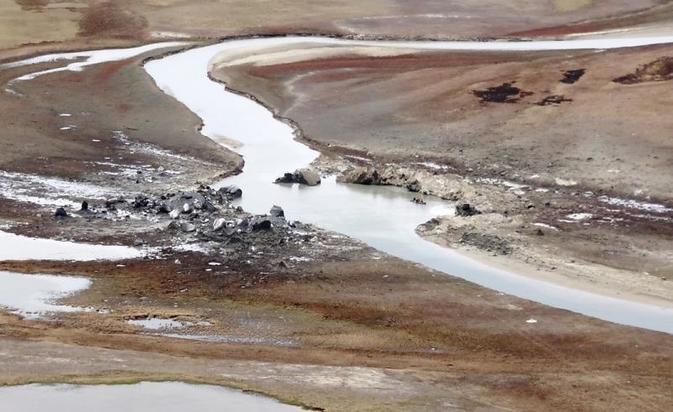 "Разгадана тайна ""потусторонних"" кратеров на Ямале"