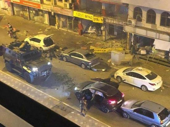 Спецслужбы Турции ликвидировали двух террористов
