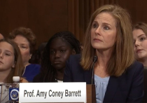 В США состоялось приведение к присяге новой судьи Верховного суда