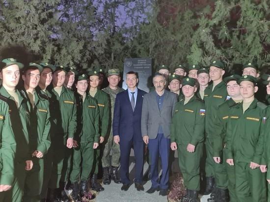 Журналисты и общественники из Екатеринбурга посетили Дагестан, чтобы почтить память павших в борьбе с терроризмом