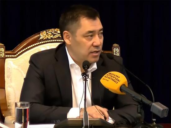 И.о. президента Киргизии поменял секретаря Совбеза