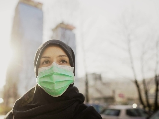 В одном из городов Германии коэффициент инфицированных за неделю составил 554 новых случая на 100 000 жителей в течение недели