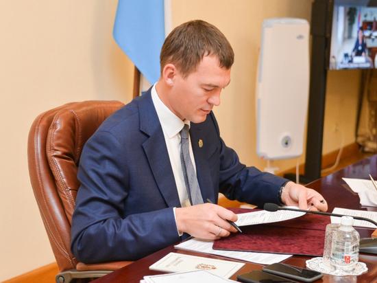 Исполнилось ровно 100 дней с того момента, как президент страны назначил Михаила Дегтярёва временно исполняющим обязанности губернатора Хабаровского края