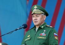 Шойгу заявил о неспокойной обстановке на границе со странами НАТО