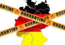 Немецкий политик требует введения локдауна на неделю