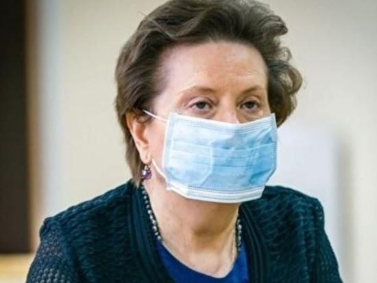 Губернатор ХМАО Наталья Комарова во время одного из рабочих совещаний потребовала вывести из кабинета чиновника, у которого случился приступ кашля